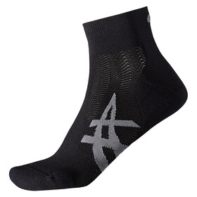 asics 2PPK Cushioning Running Socks black